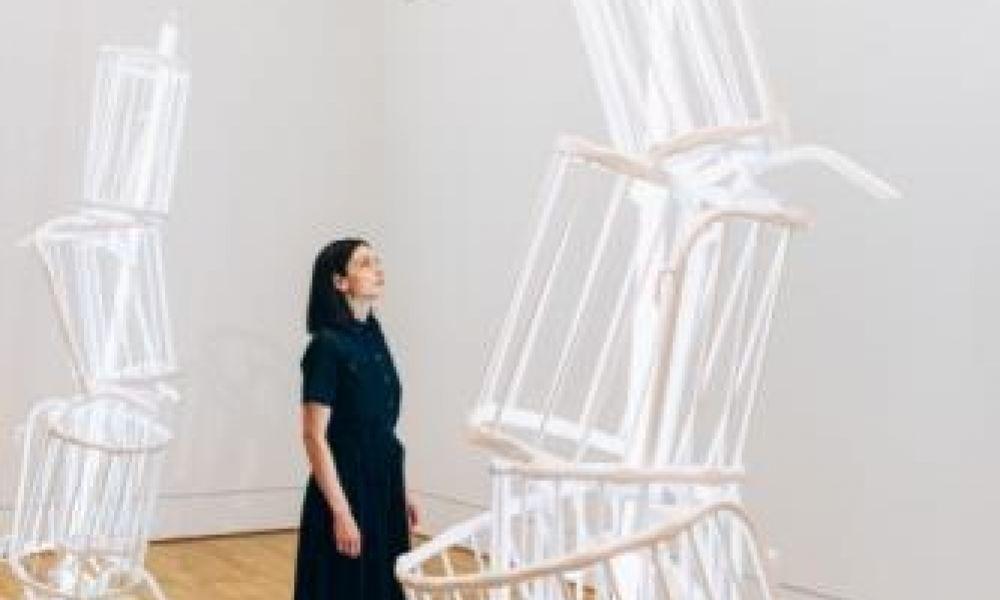 Bettina Pousttchi: Double MonumentsPhillips Collection Exhibition
