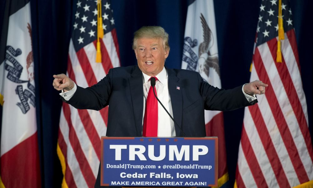 Here are 76 of Donald Trump's many campaign promises