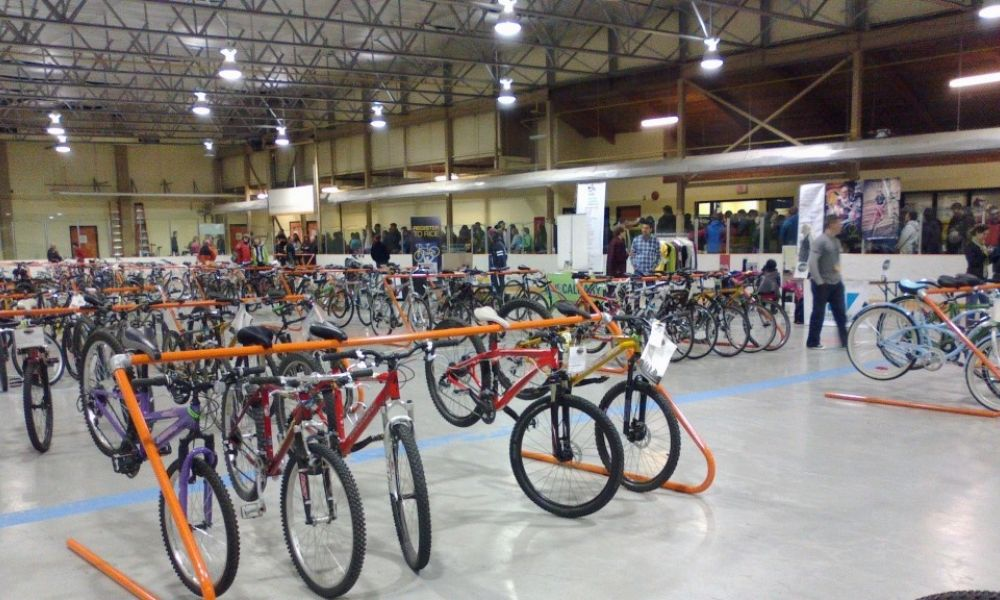 In the market for a bike? Shop the Edmonton Bike Swap May 13th