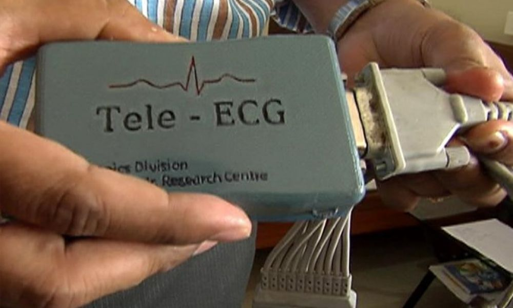 Indian Scientists Develop Credit-Card Sized ECG Machine, Costs...