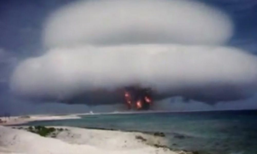 Lawrence Livermore Lab publishing US nuclear weapons test films