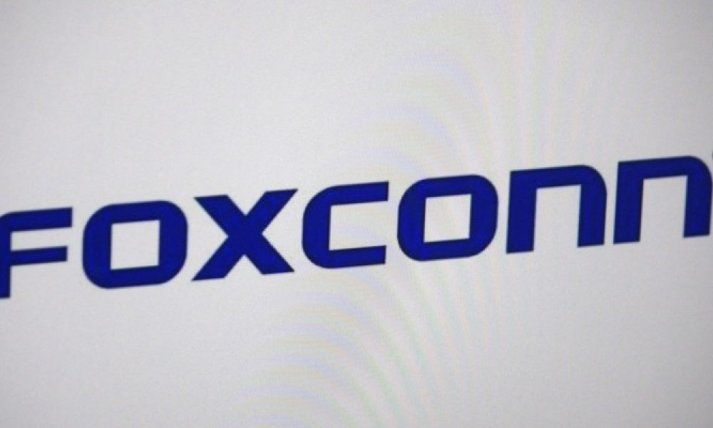 Manufacturing giant Foxconn is taking over SoftBank's...