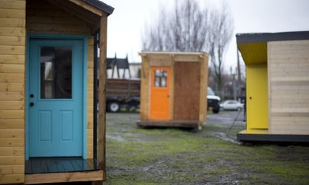 Multnomah County offers incentives for homeowners to house homeless in backyards