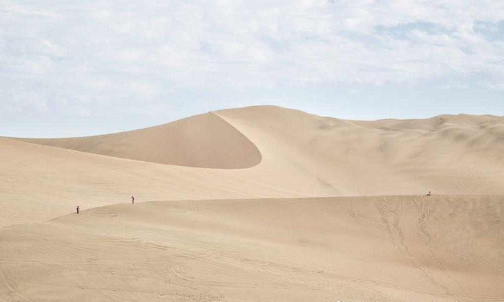 Sandboarding in Peru at the Huacachina Oasis | Travel? Yes...