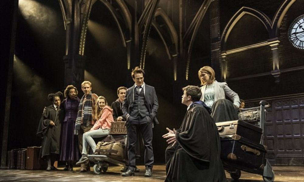 """<div><strong><span style=""""font-family: Impact,Charcoal,sans-serif;"""">The Editor's View: How can theatre make the most of Harry Potter?</span></strong></div>"""