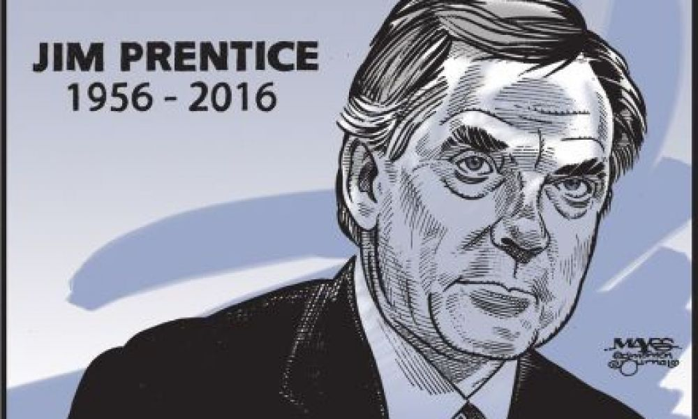 The Press Gallery #154: In memoriam of Jim Prentice