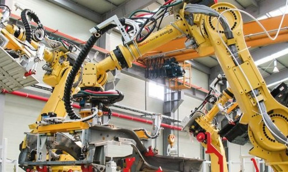 The U.S. Has $732 Billion Invested in Robotics Stock