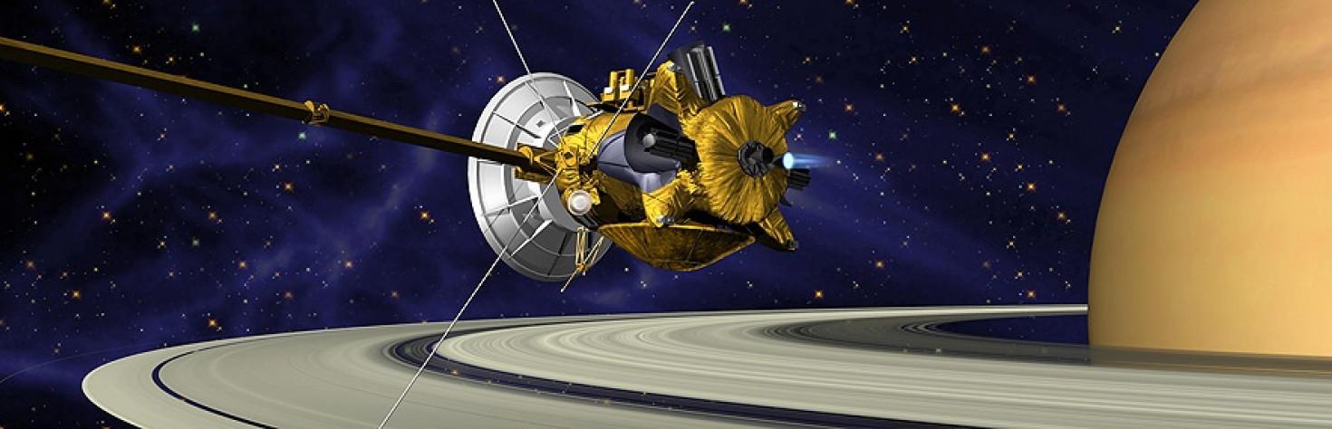 Cassini-Huygens: Eine Reise zum Saturn und seinen Monden - DLR...