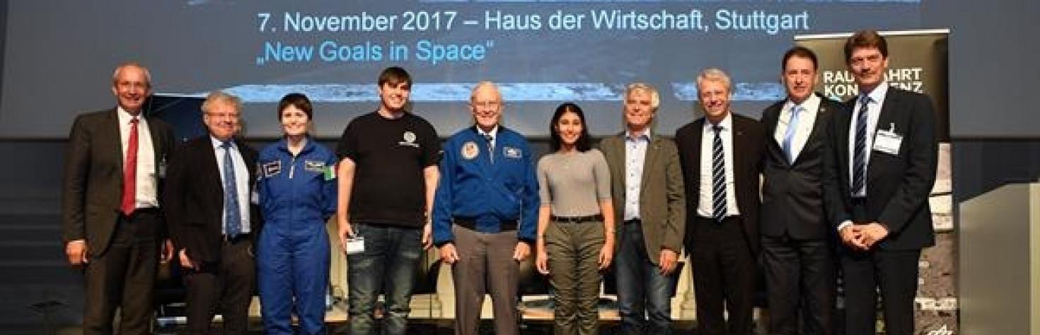 Die Raumfahrt der Zukunft
