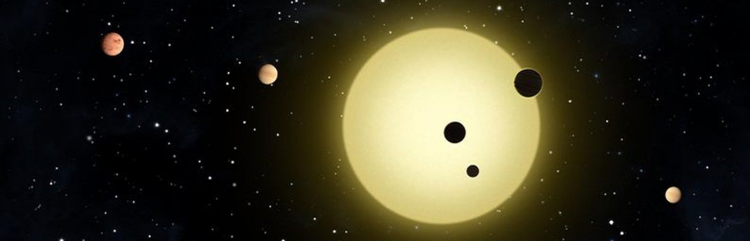 Earth Resides in Oddball Solar System, Alien Worlds Show