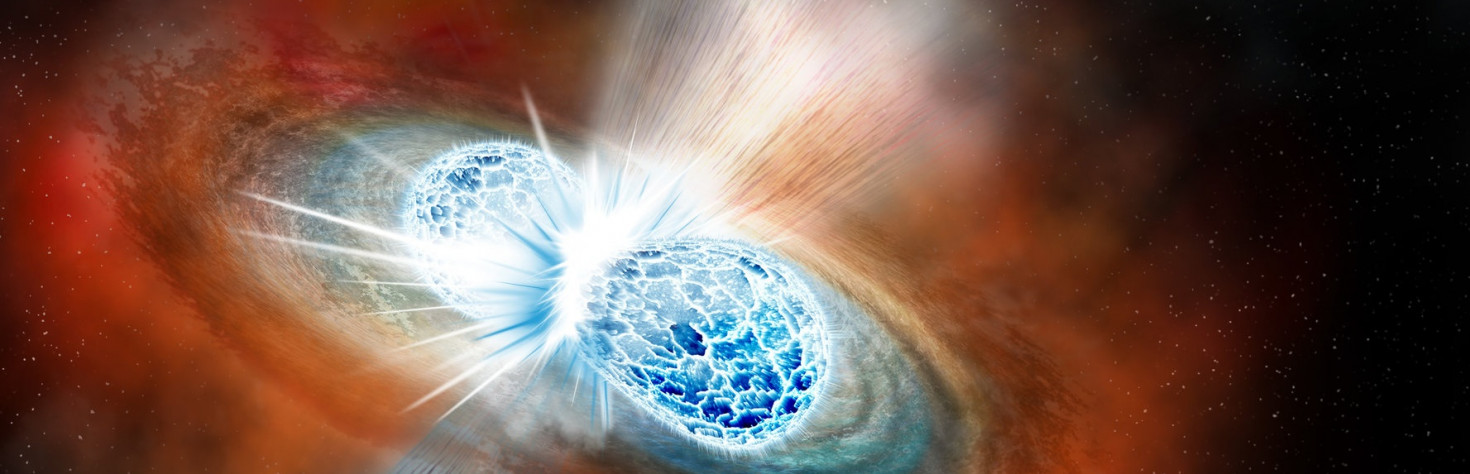 First Detection of Gravitational Waves from Neutron-Star Crash Marks New Era of Astronomy