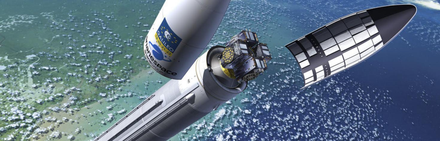 Galileo 19-22 gestartet