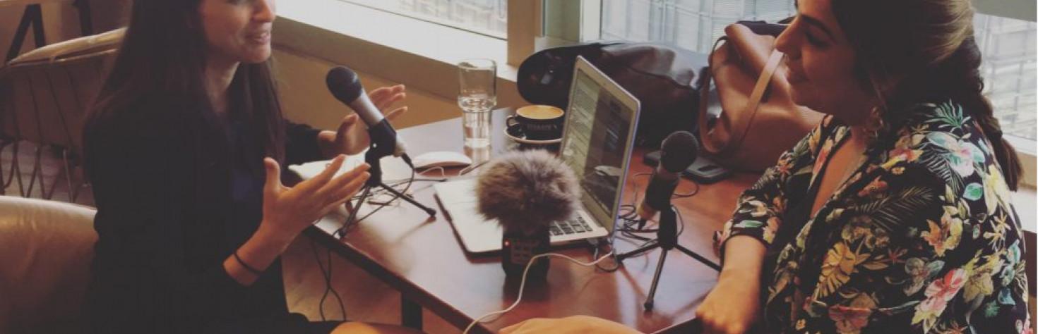 #Impact Podast: Episode 35 - Green living Pioneer In Hong Kong Green Queen Sonalie Figueiras