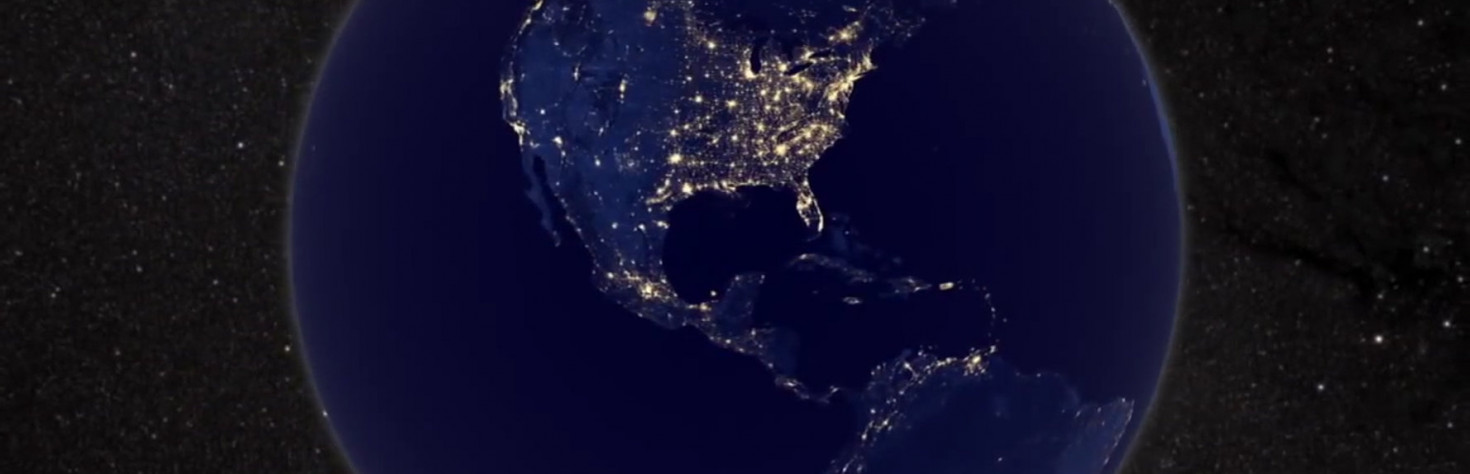 Holiday Lights Shine Bright in NASA Satellite Views (Video)