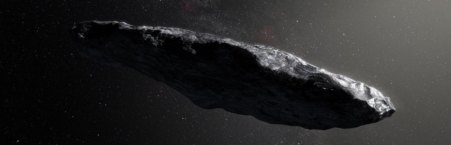 Interstellar Visitor Stays Silent: No Signs of Life Yet on `Oumuamua