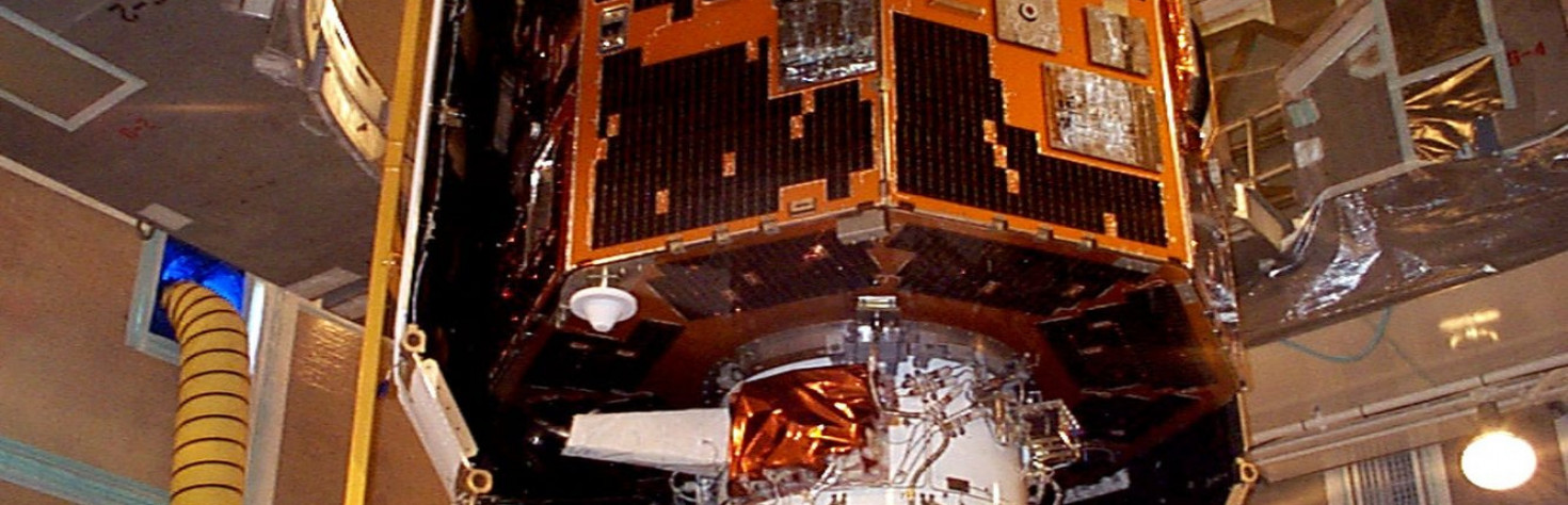 Long-Lost NASA Satellite May Have Been Found by Amateur Astronomer