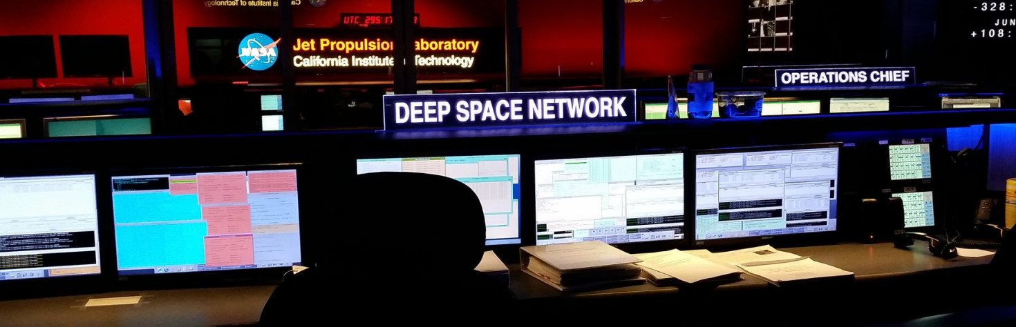 NASA`s Deep Space Network: How Spacecraft Phone Home