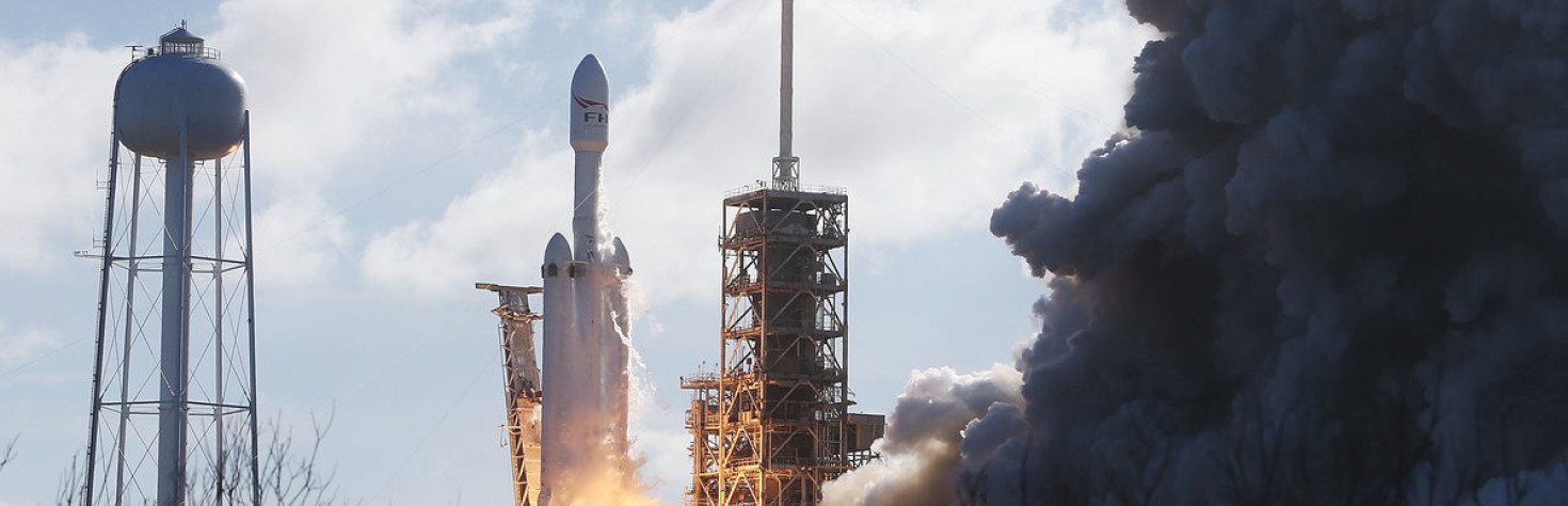 What Impact Might SpaceX's Falcon Heavy Program Have on the Atmosphere?