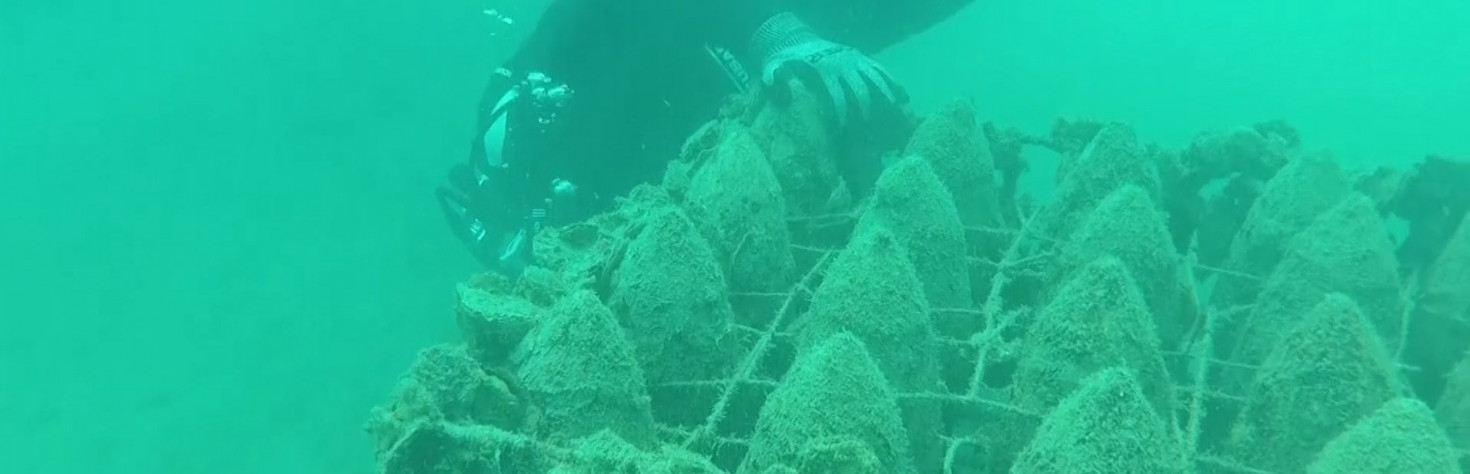 (Video) Winemaker Ages Wine In The Depths Of The Sea
