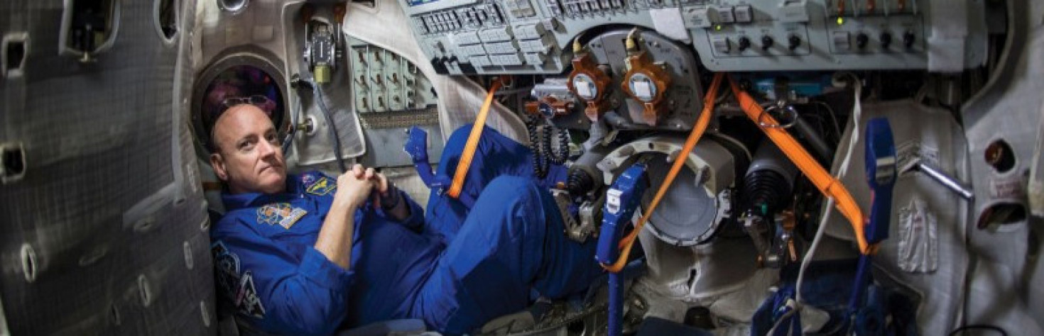 Astronaut Scott Kelly on the devastating effects of a year in space