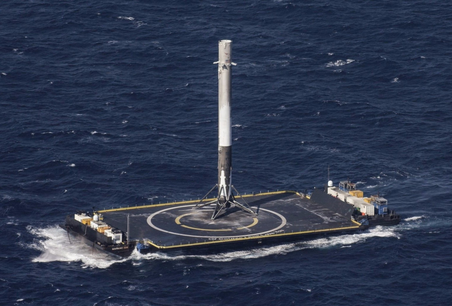 Elon Musk's SpaceX on brink of `Wright Brothers moment' with reused rocket