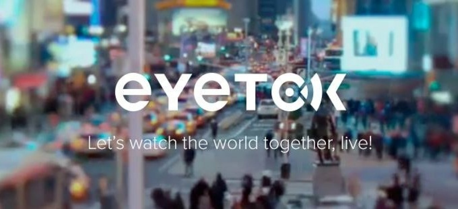Eyetok a mobile live streaming tool for crowdsourcing content