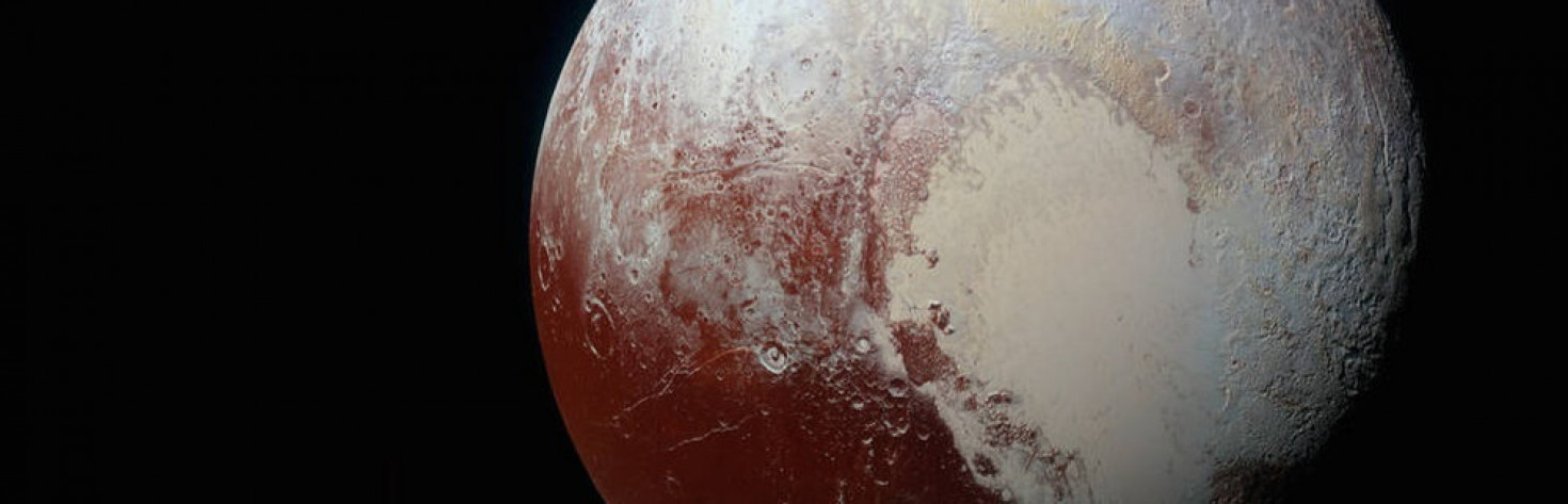 Pluto, Other Faraway Worlds May Have Buried Oceans