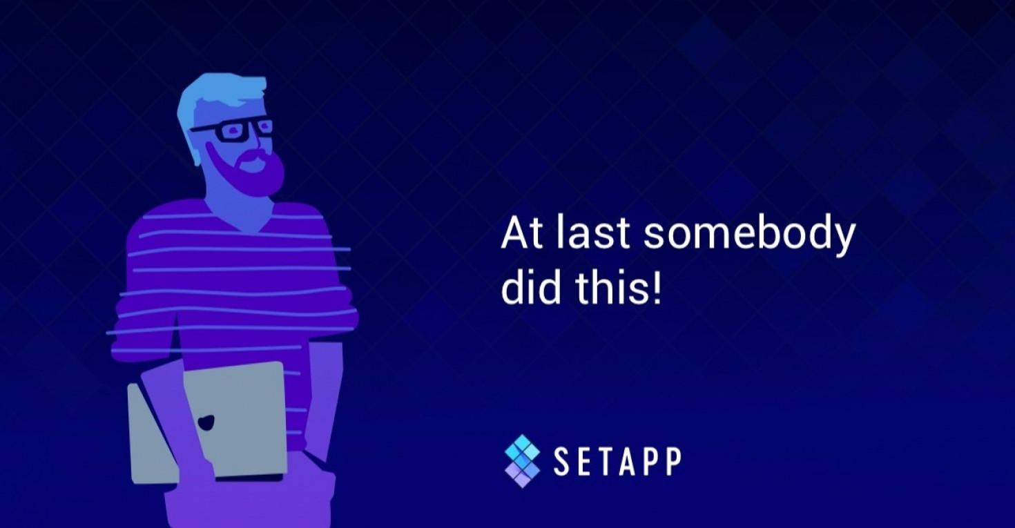Setapp | The First Mac App Subscription (60+ Apps)