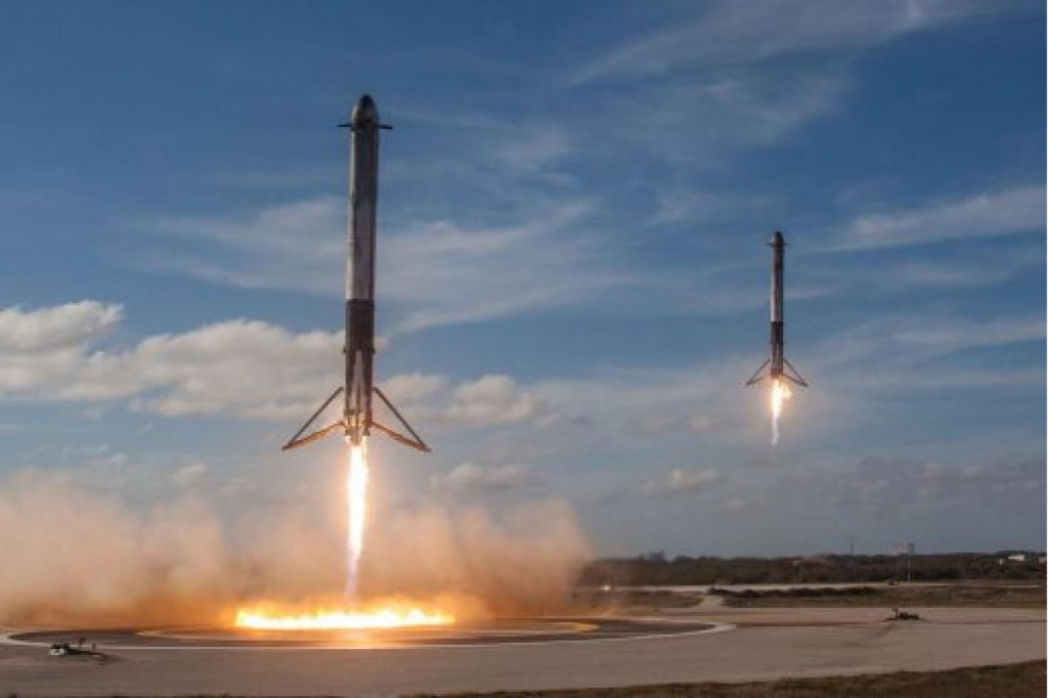 "Successful Falcon Heavy Test Flight: ""Starman"" Reaches Orbit, 2/3 Rocket Cores Recovered – Falcon Heavy Demo Flight"