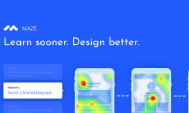 6. Maze | Analytics for your InVision prototype.