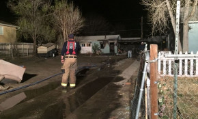 Bessemer home lost to fire