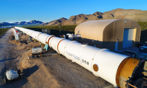 Proposed Hyperloop routes across Colorado include Pueblo stops