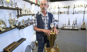 Trophy Shop owner to retire after 46 years, close store