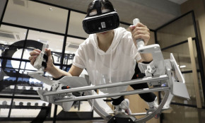 Virtual Reality Hits The Gym Thanks To Munich-Based Startup