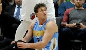 Nuggets' playoff hopes dim