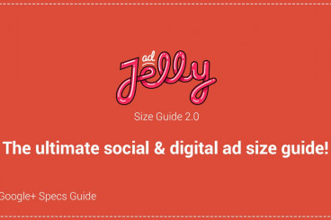 adJelly - Your Google Plus ad size guide
