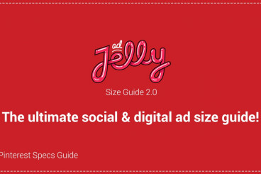 adJelly - Your Pinterest ad size guide