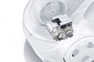 Bosch develops off-the-shelf powertrain for electric cars