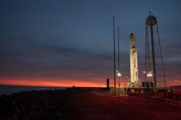 """Cygnus """"S.S. Gene Cernan"""" En-Route to Space Station after Sunday Morning Commute to Orbit"""