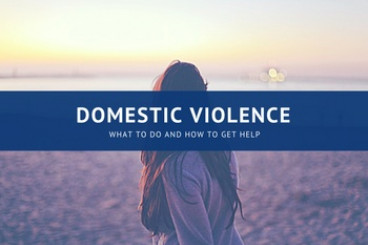 Domestic Violence: What To Do