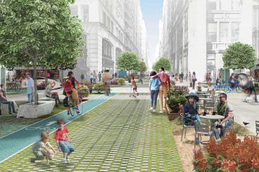 Driverless Cars Could Turn N.Y.C. Into A City Of Tiny Parks