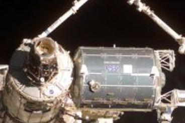 ISS: ESA feiert zehn Jahre Weltraumlabor Columbus