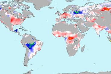 "Multi-year Satellite Study Finds ""Hotspots"" of Airborne Ammonia Over World`s Major Agricultural Areas"