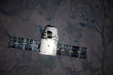 Packed with Science, SpaceX Dragon Begins Homecoming with...