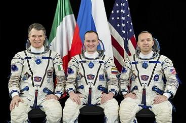 Raumflugbericht: Sojus MS-05