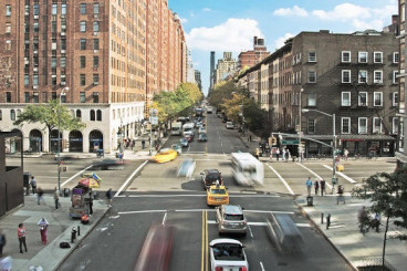 Self-Driving, Ride-Sharing Cabs Could Cut 10,000 Cars From New York`s Roads