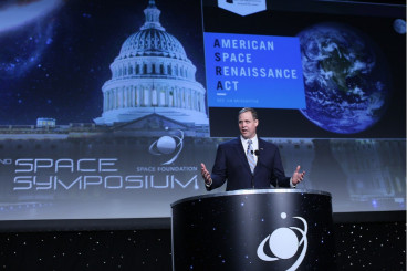 Senator opposes Bridenstine nomination to lead NASA - SpaceNews.com