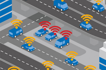 Smart Road to Parked Car: Talk to Me