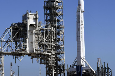 SpaceX aims for Wednesday Falcon 9 launch from KSC