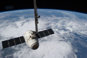 SpaceX Dragon Departure Slips to Monday